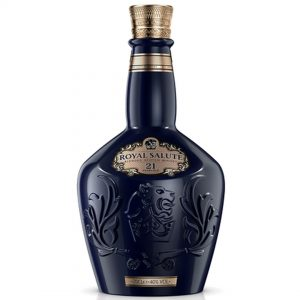 Chivas Blended Scotch Whisky 21 Years