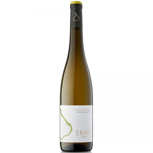 Vino blanco Riesling Costers del Segre Castell d'Encús