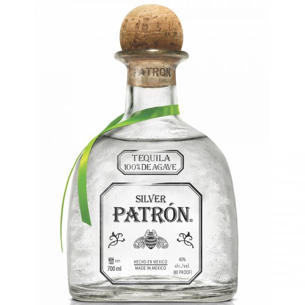Tequila 100% agave plata blanco