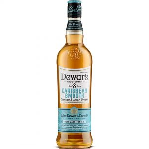 Whiskey Escocés blended scotch whisky 8 years rum cask finish