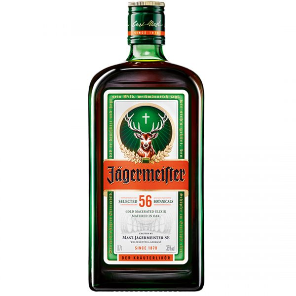Licor Jagermeister 70cl