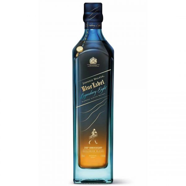 Blended Scotch Whisky 200th anniversary